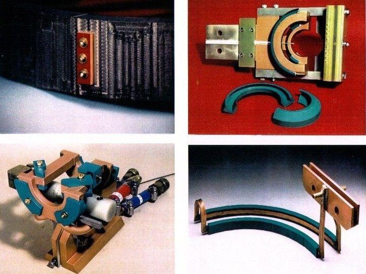 Induktoren - Reparatur und Neubau