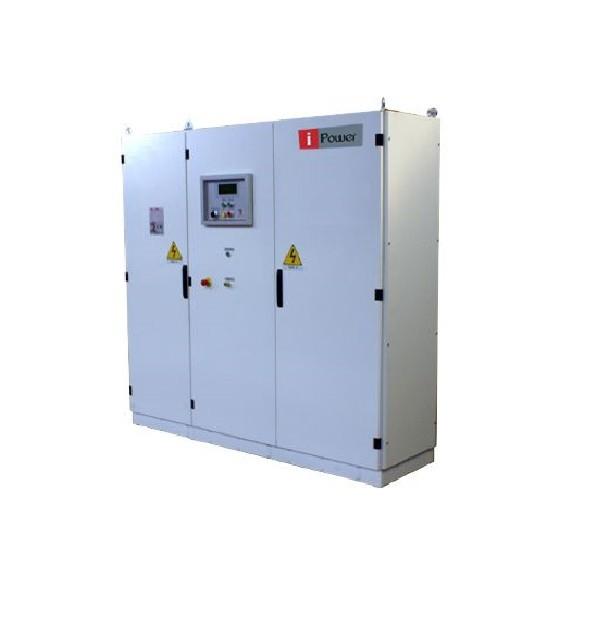 iPower - iPower - Generator / Frequenzumrichter 1-200kHz // 50-250kW